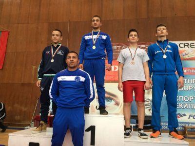 Димитър Рачев - републикански шампион на България по борба - Изображение 1