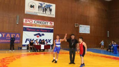 Димитър Рачев - републикански шампион на България по борба - Изображение 2