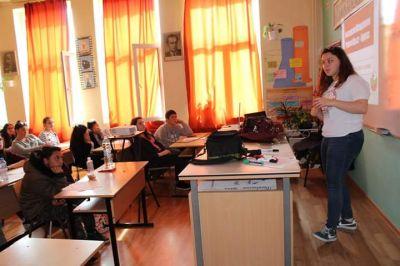 Обучение на ученическия екип БМЧК - Изображение 2