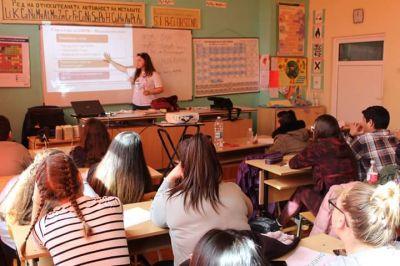 Обучение на ученическия екип БМЧК - Изображение 3