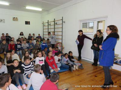 Световен ден на зъболекаря - СУ Никола Йонков Вапцаров - Царево