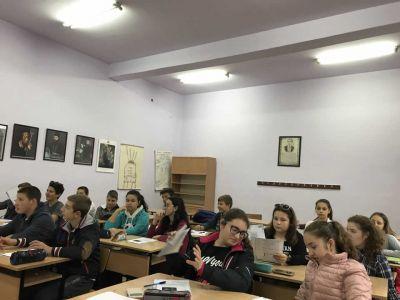 Национална седмица на четенето - СУ Никола Йонков Вапцаров - Царево