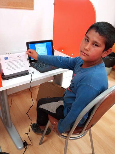 """Проект """"Равен достъп до училищно образование в условията на кризи"""" 12"""