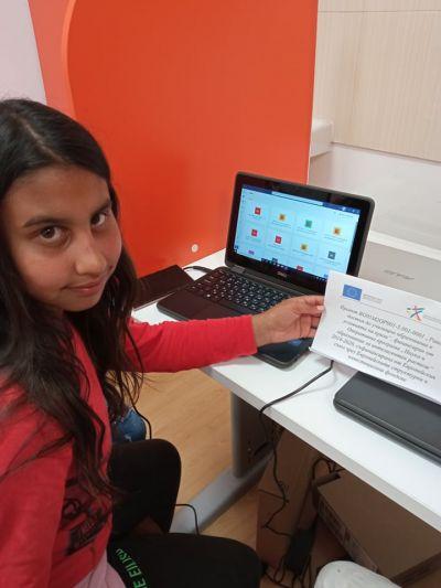"""Проект """"Равен достъп до училищно образование в условията на кризи"""" 13"""