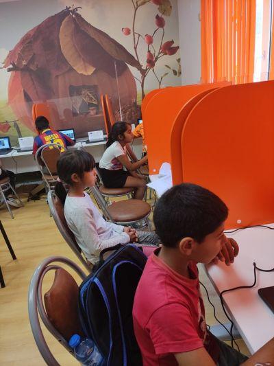 """Проект """"Равен достъп до училищно образование в условията на кризи"""" 15"""
