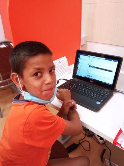 """Проект """"Равен достъп до училищно образование в условията на кризи"""" 19"""