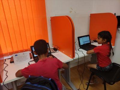 """Проект """"Равен достъп до училищно образование в условията на кризи"""" 4"""