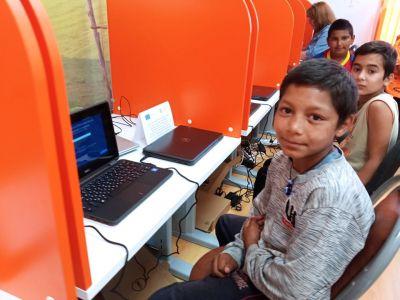 """Проект """"Равен достъп до училищно образование в условията на кризи"""" 5"""