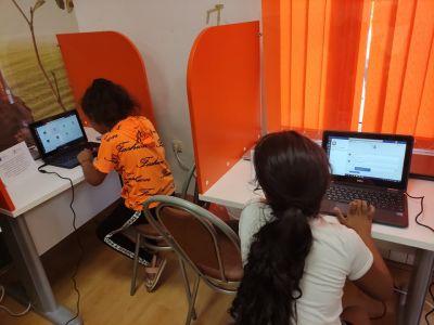 """Проект """"Равен достъп до училищно образование в условията на кризи"""" 6"""