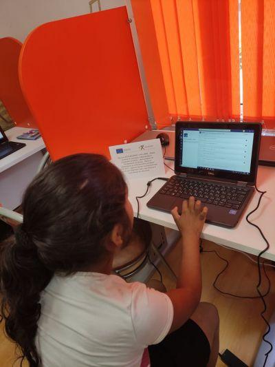 """Проект """"Равен достъп до училищно образование в условията на кризи"""" 7"""