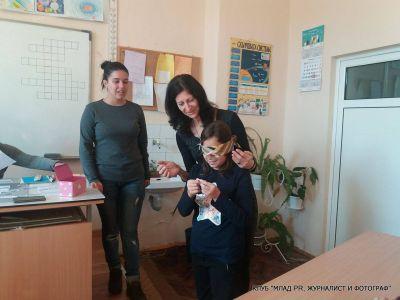 Международен ден на Черно море - СУ Никола Йонков Вапцаров - Царево