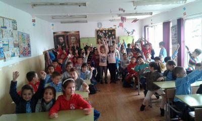 Седмица за превенция на агресията - СУ Никола Йонков Вапцаров - Царево